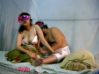 desi Shavita Bhabhi hot porn with partner