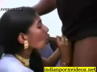 desi Bangladeshi School Girl sucking teachers cock