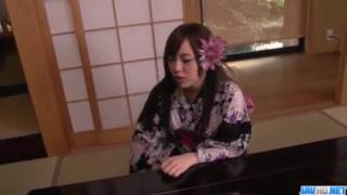Rino sakuragi ML pakai kimono