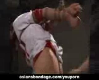 Download vidio bokep Hot Asian cheerleader enjoys a round of bdsm  mp4 3gp gratis gak ribet